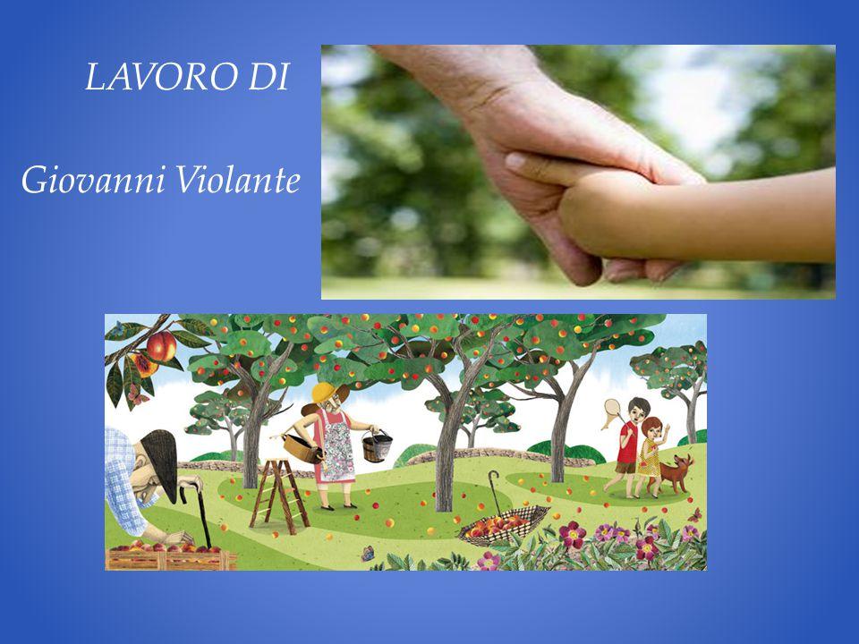 LAVORO DI Giovanni Violante
