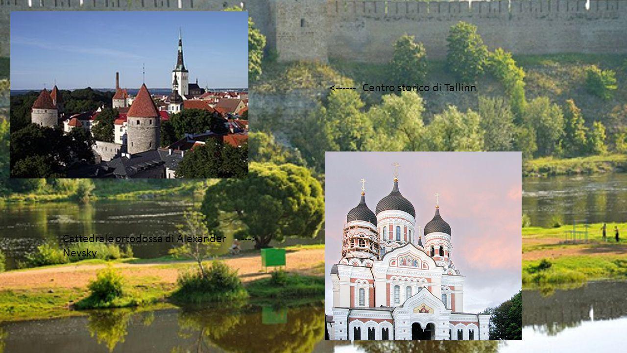 <------ Centro storico di Tallinn