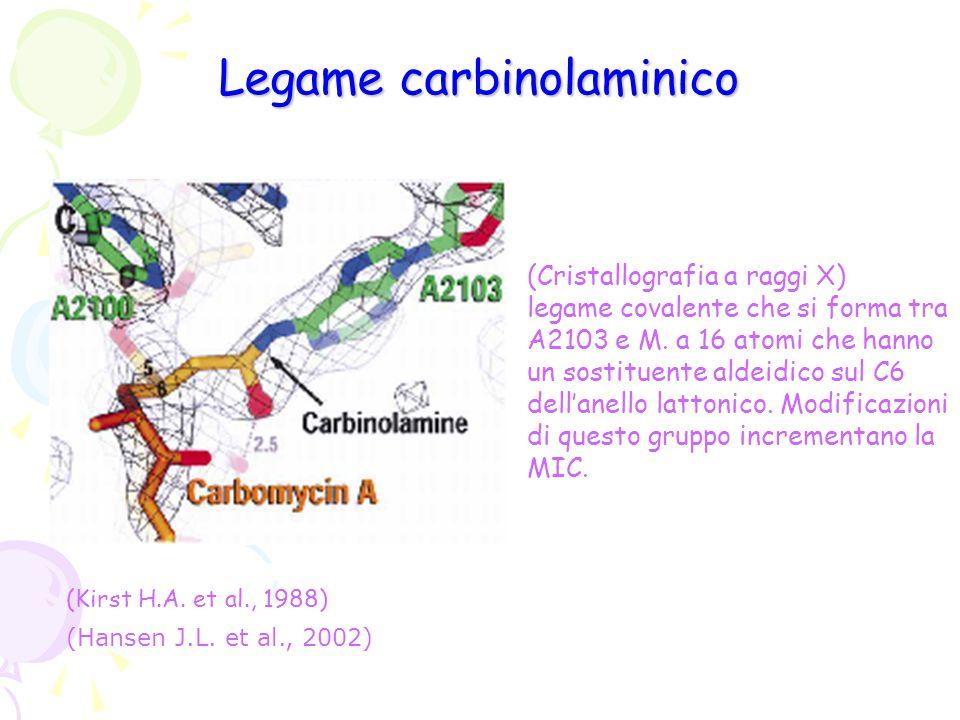 Legame carbinolaminico