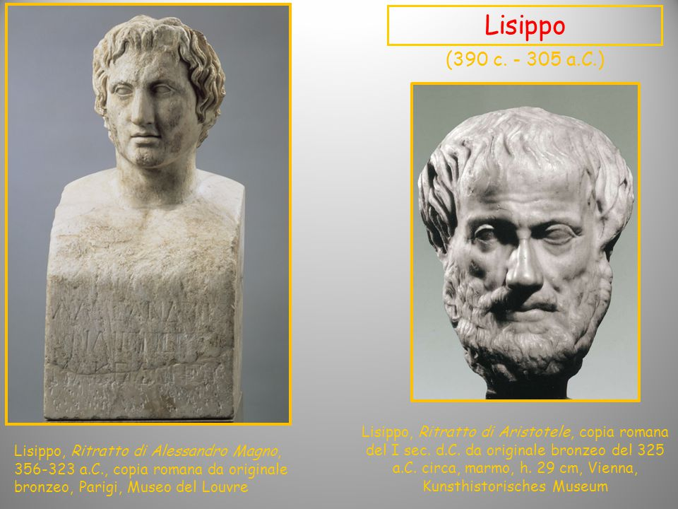 Lisippo (390 c. - 305 a.C.)