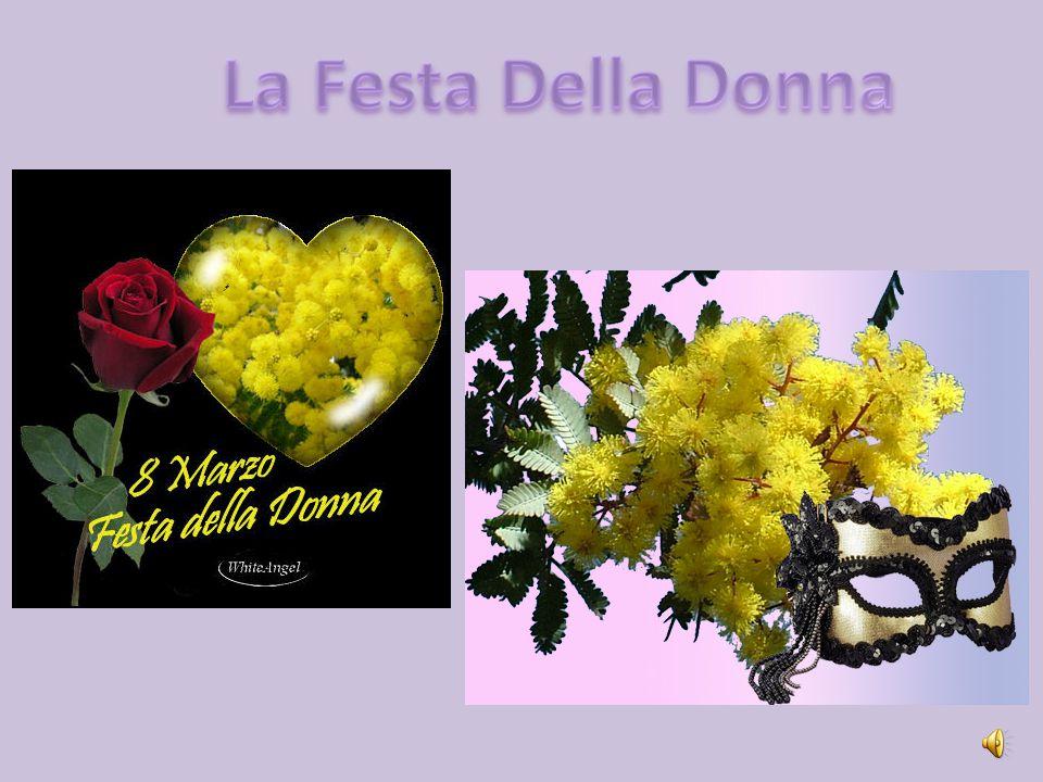 La Festa Della Donna