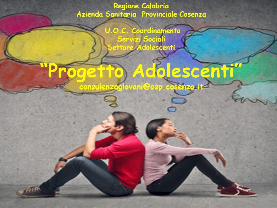 Progetto Adolescenti