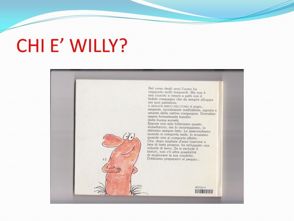 CHI E' WILLY