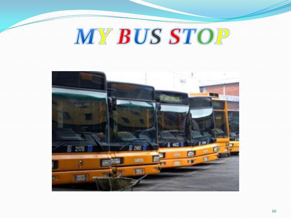 MY BUS STOP