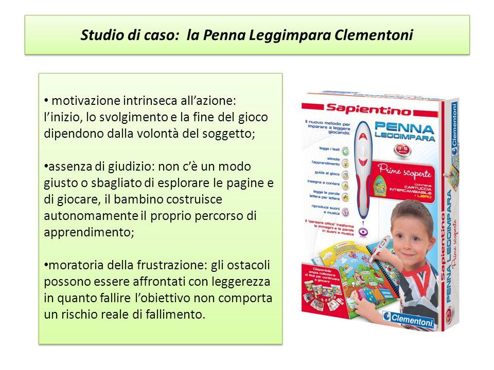 Studio di caso: la Penna Leggimpara Clementoni