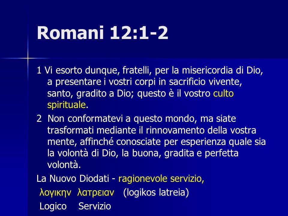 Romani 12:1-2