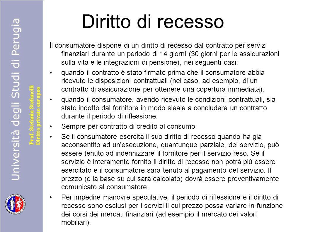 La tutela del consumatore ppt scaricare - Diritto di recesso poltrone e sofa ...