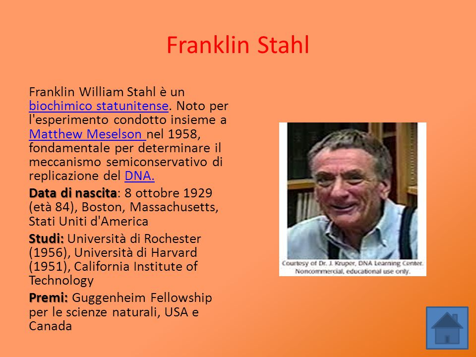 Franklin Stahl