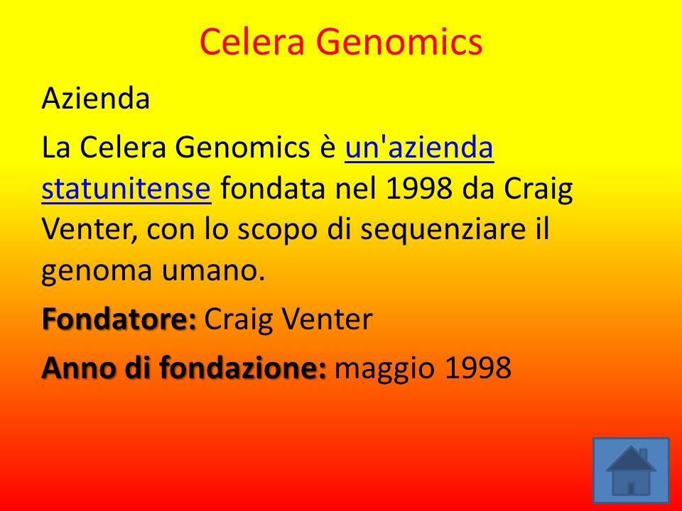 Celera Genomics