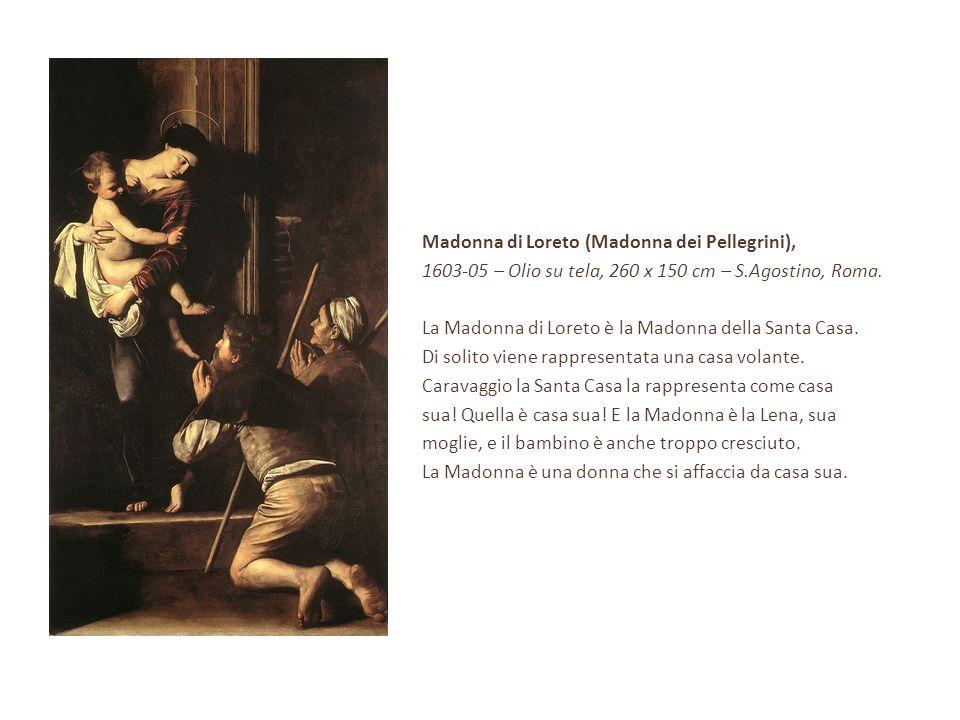 Madonna di Loreto (Madonna dei Pellegrini),