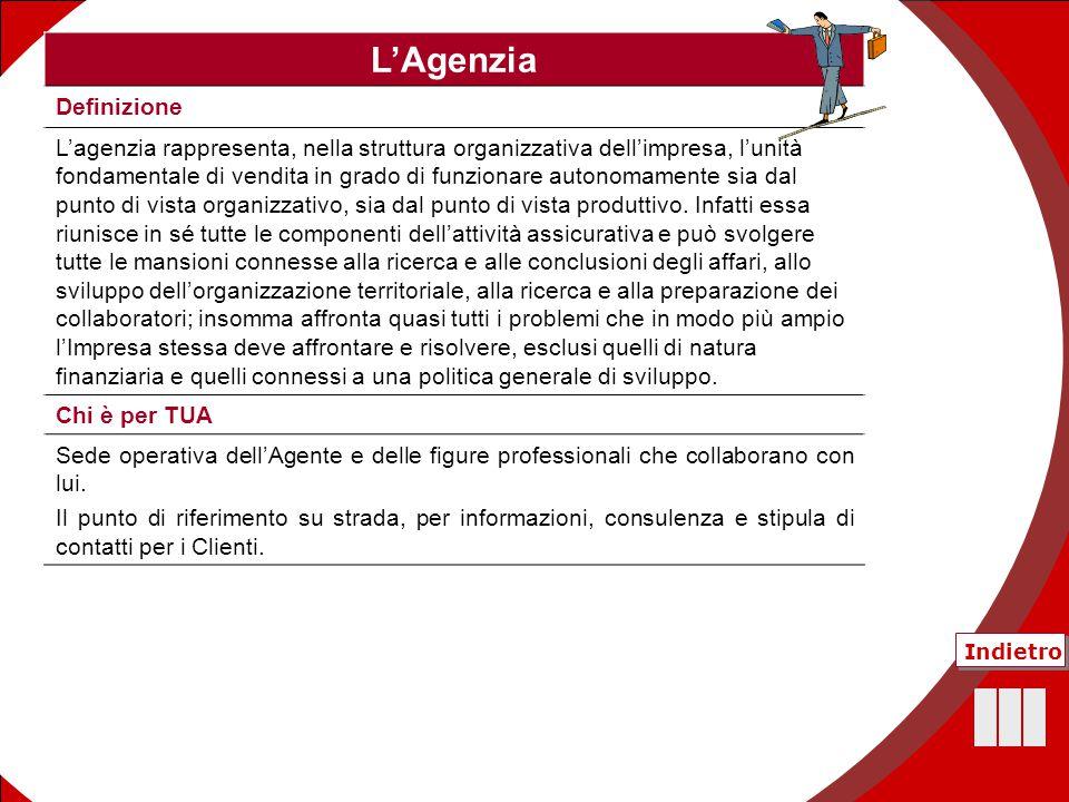 L'Agenzia Definizione