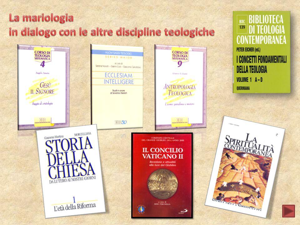 La mariologia in dialogo con le altre discipline teologiche
