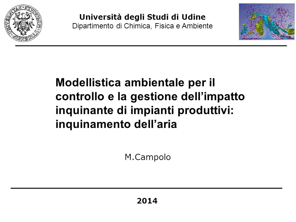 Università degli Studi di Udine