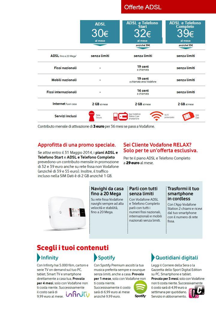 ADSL e Telefono Completo