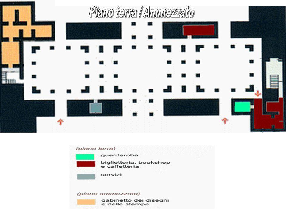 Piano terra / Ammezzato