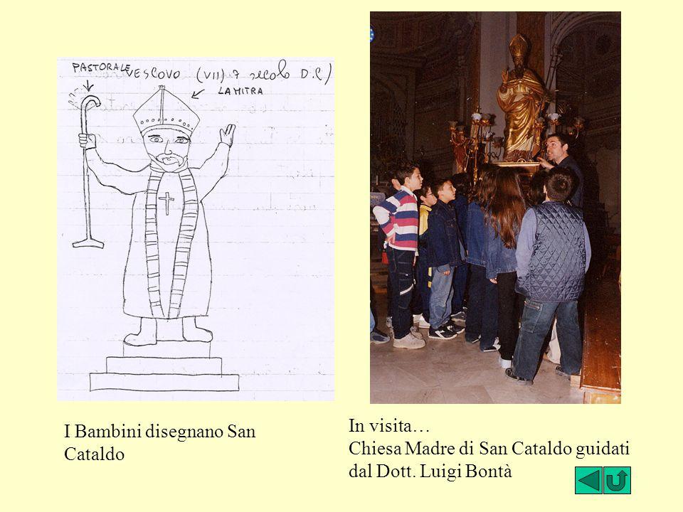 In visita… Chiesa Madre di San Cataldo guidati dal Dott.