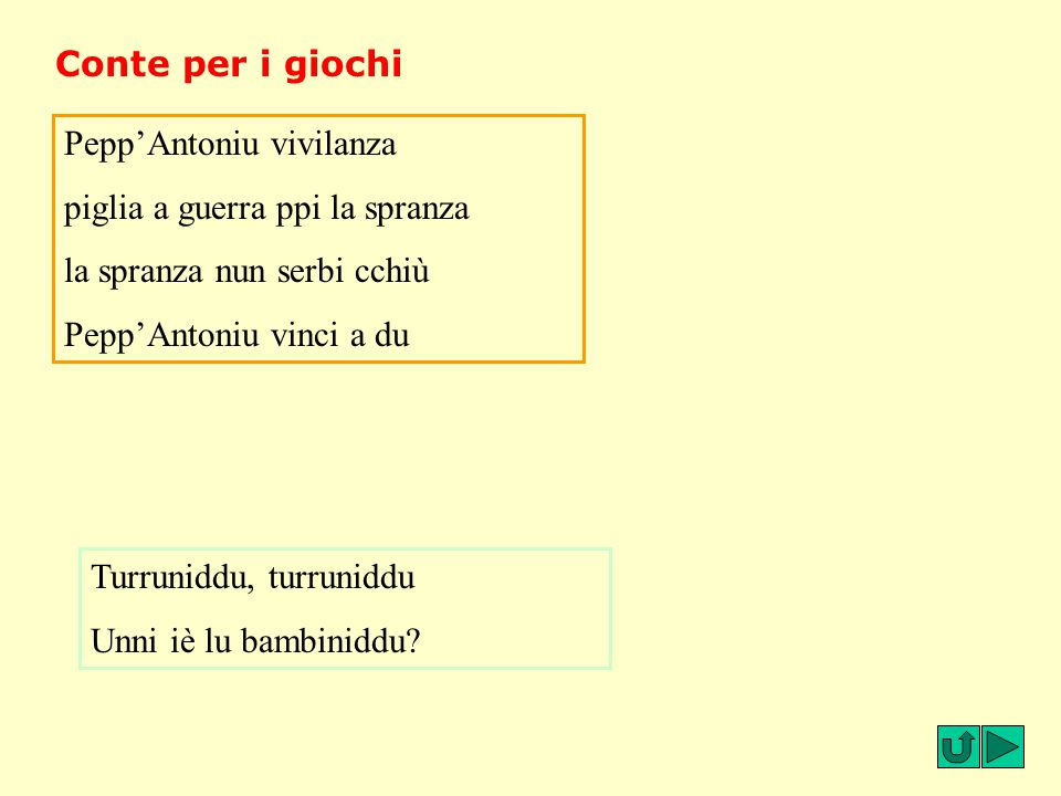 Pepp'Antoniu vivilanza piglia a guerra ppi la spranza