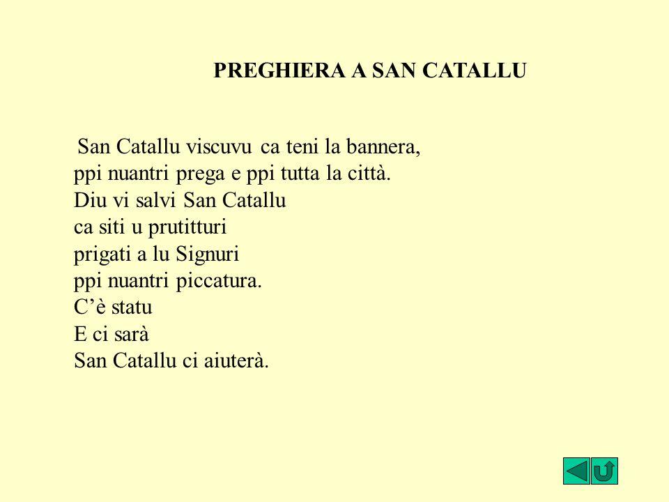 PREGHIERA A SAN CATALLU