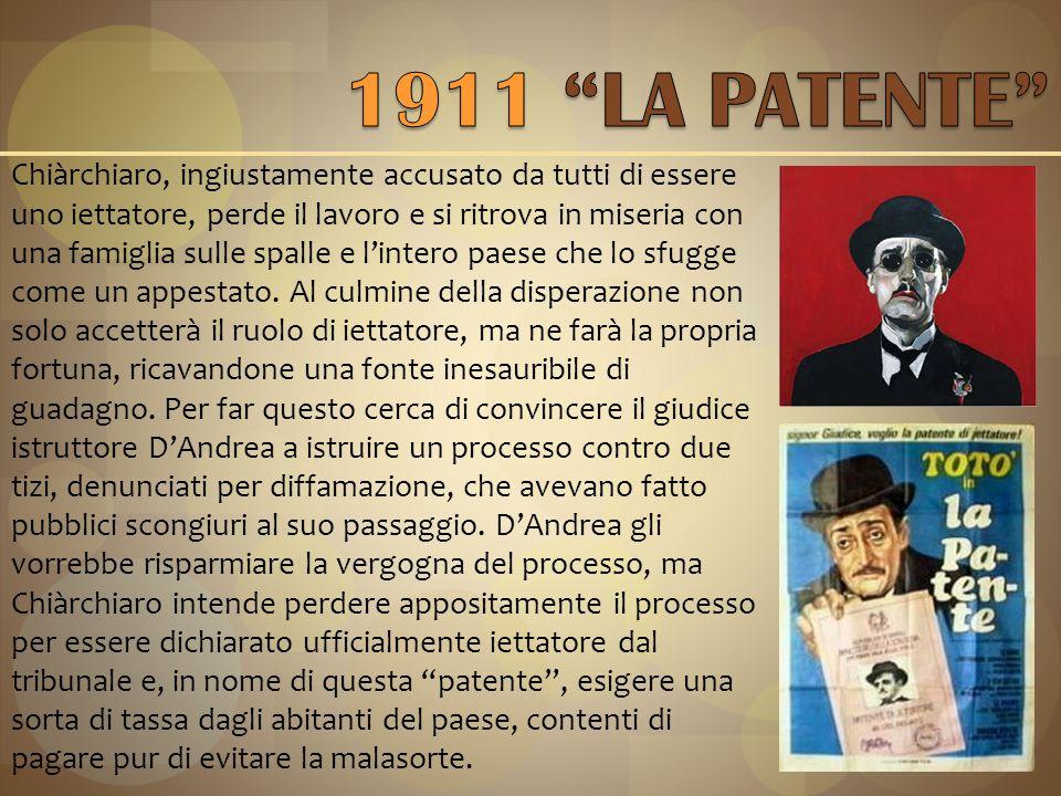 1911 LA PATENTE