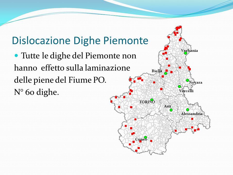 Dislocazione Dighe Piemonte