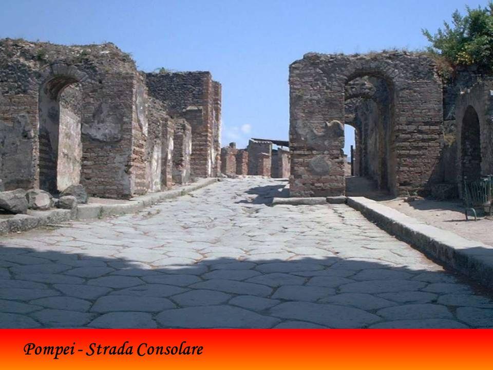 Pompei - Strada Consolare