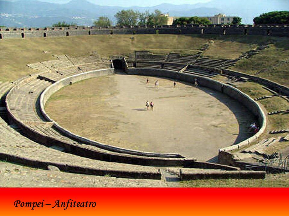 Pompei – Anfiteatro