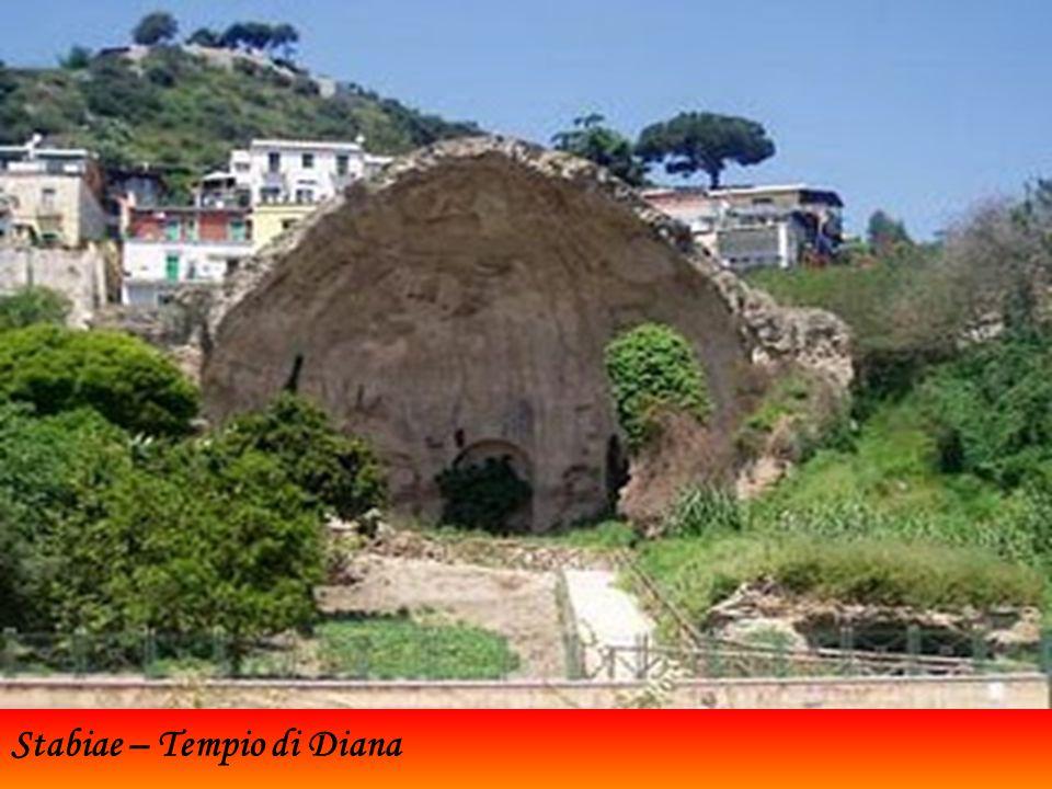 Stabiae – Tempio di Diana