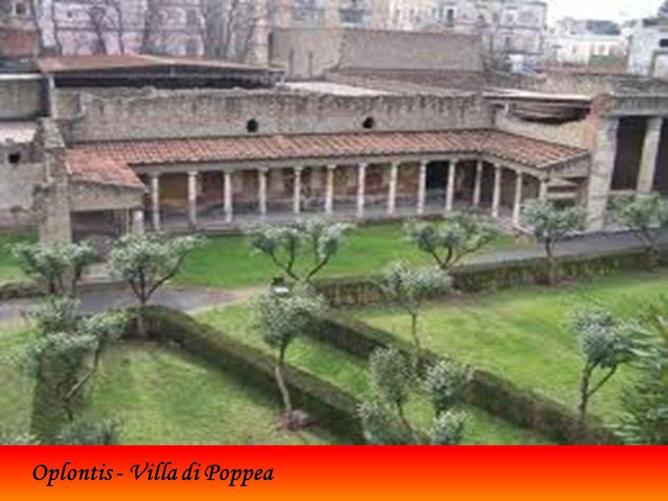 Oplontis - Villa di Poppea