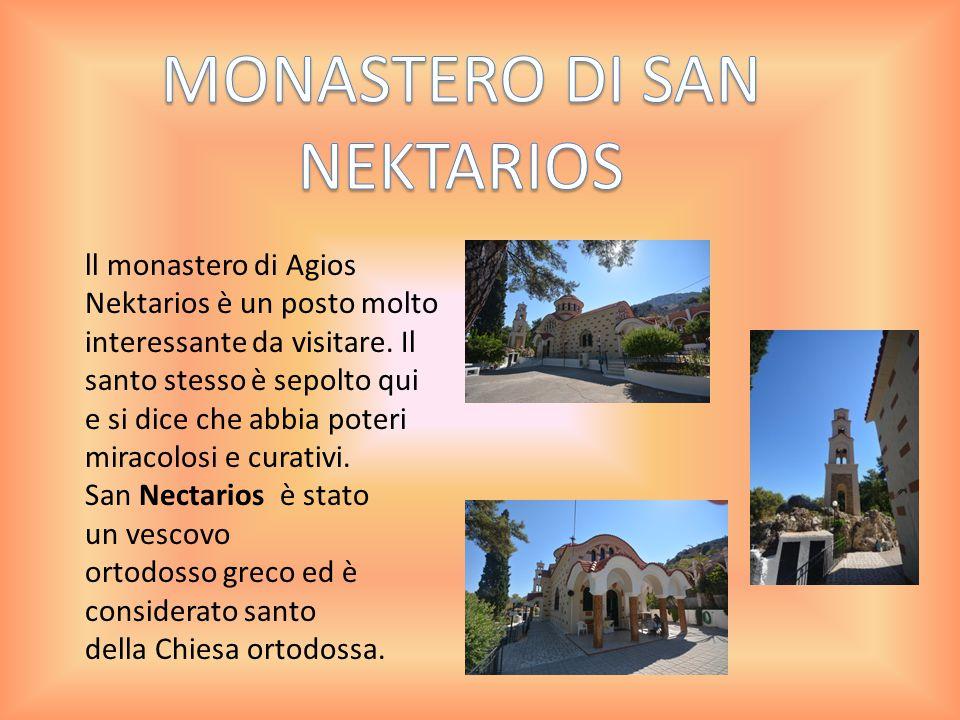 MONASTERO DI SAN NEKTARIOS