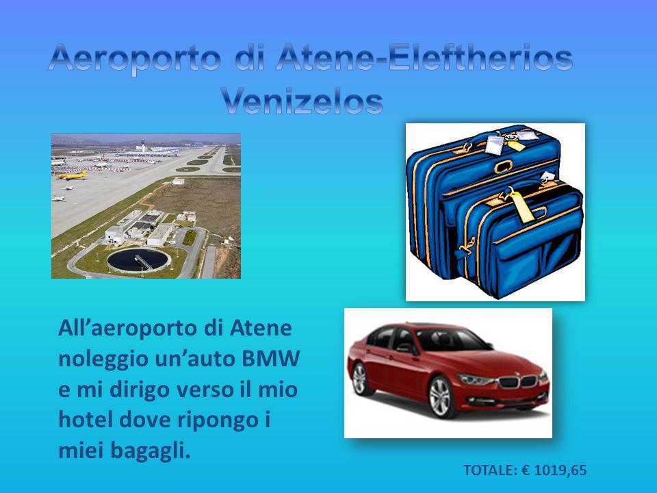 Aeroporto di Atene-Eleftherios Venizelos