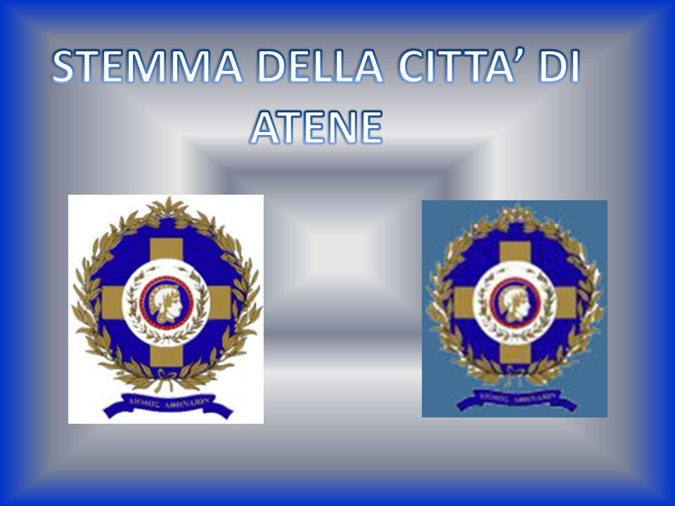 STEMMA DELLA CITTA' DI ATENE