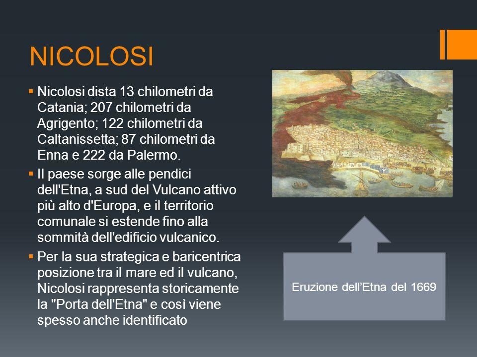 Eruzione dell'Etna del 1669