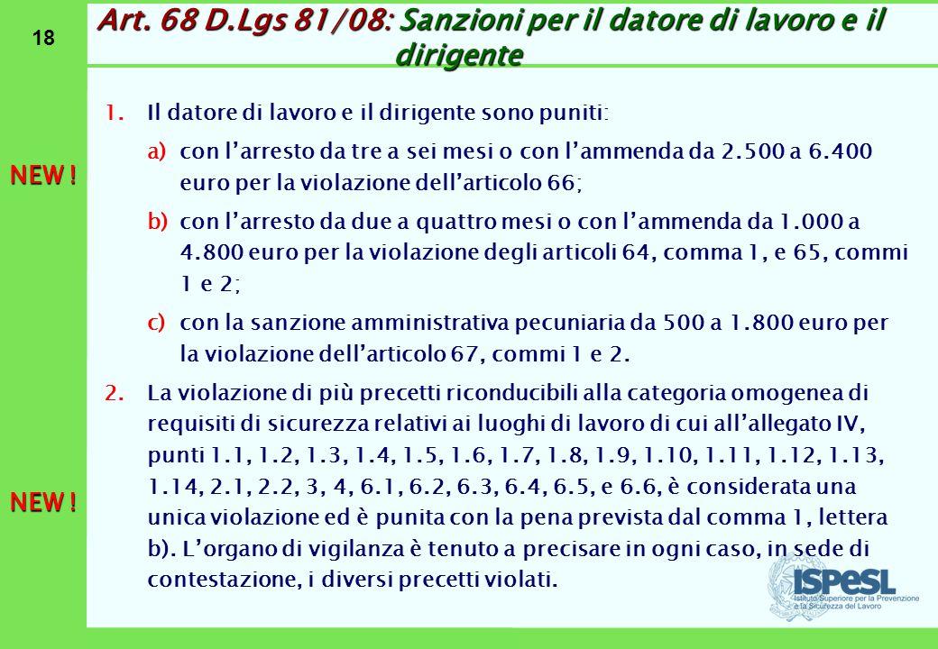 ALLEGATO IV del D.Lgs. 81/08