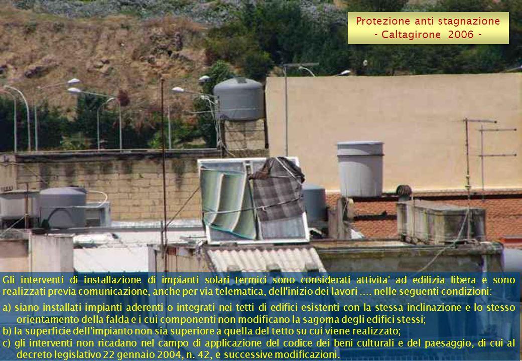 SOLARE TERMICO (DLgs 28 del 3/3/2011 recepimento Dir. 2009/28/CE)