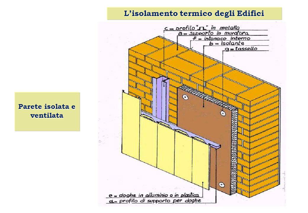 L'isolamento termico degli Edifici Solaio di copertura piano