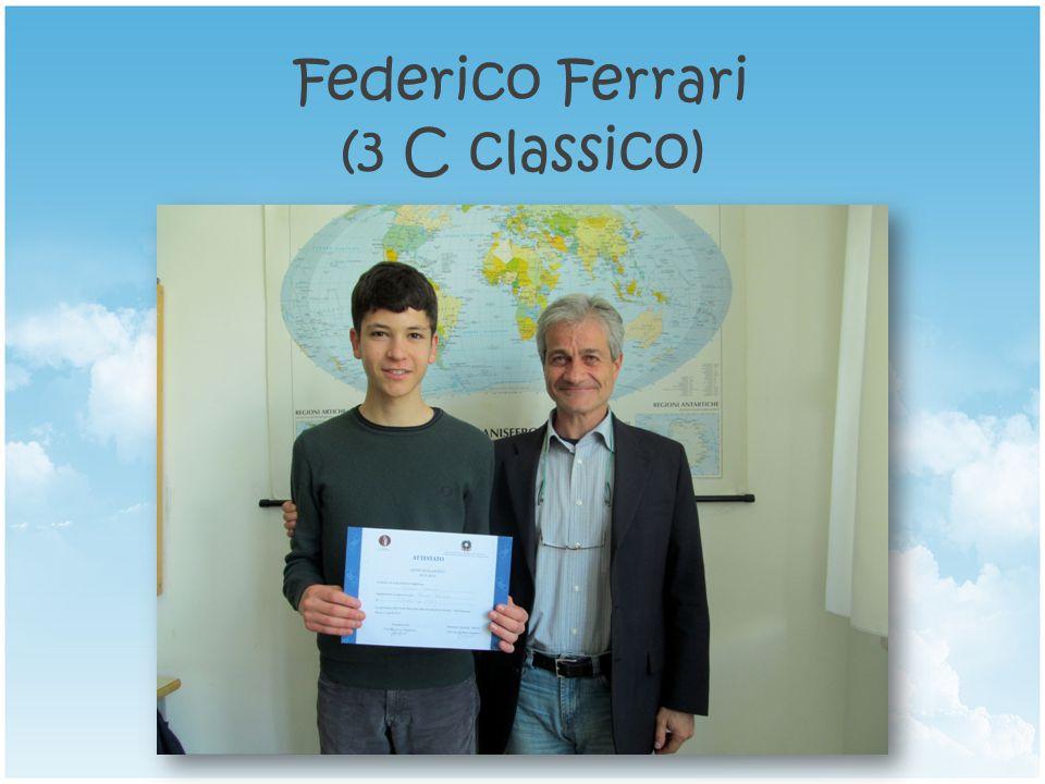 Federico Ferrari (3 C classico)