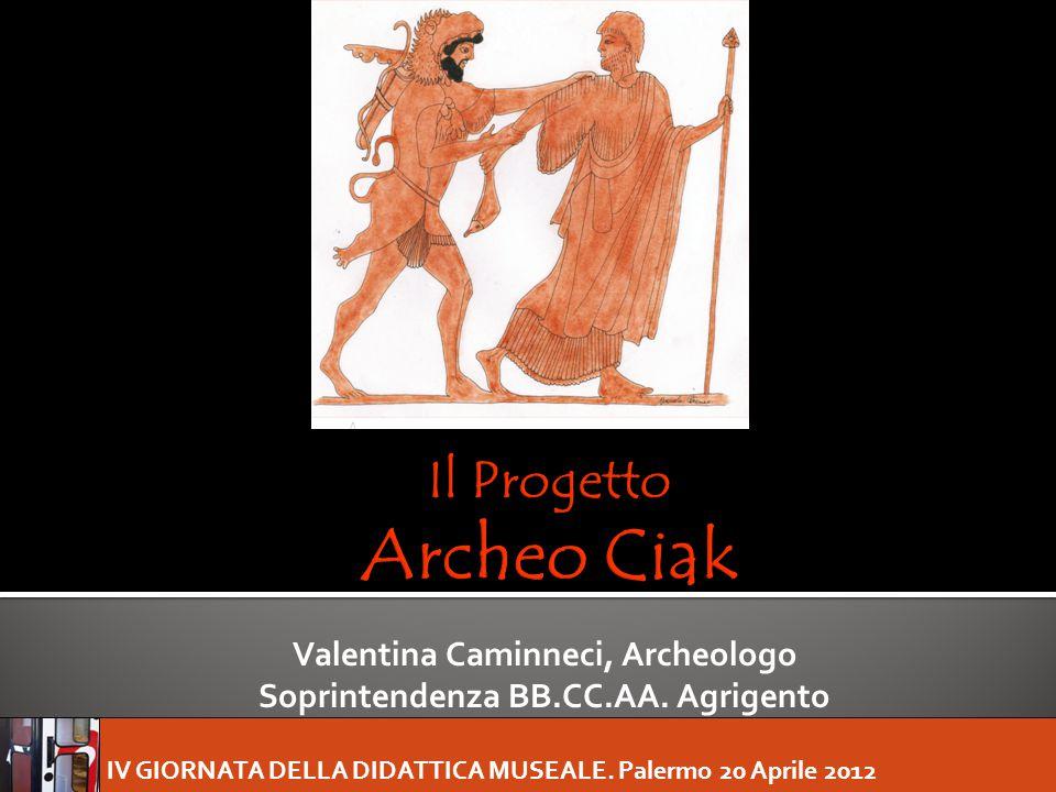 Il Progetto Archeo Ciak