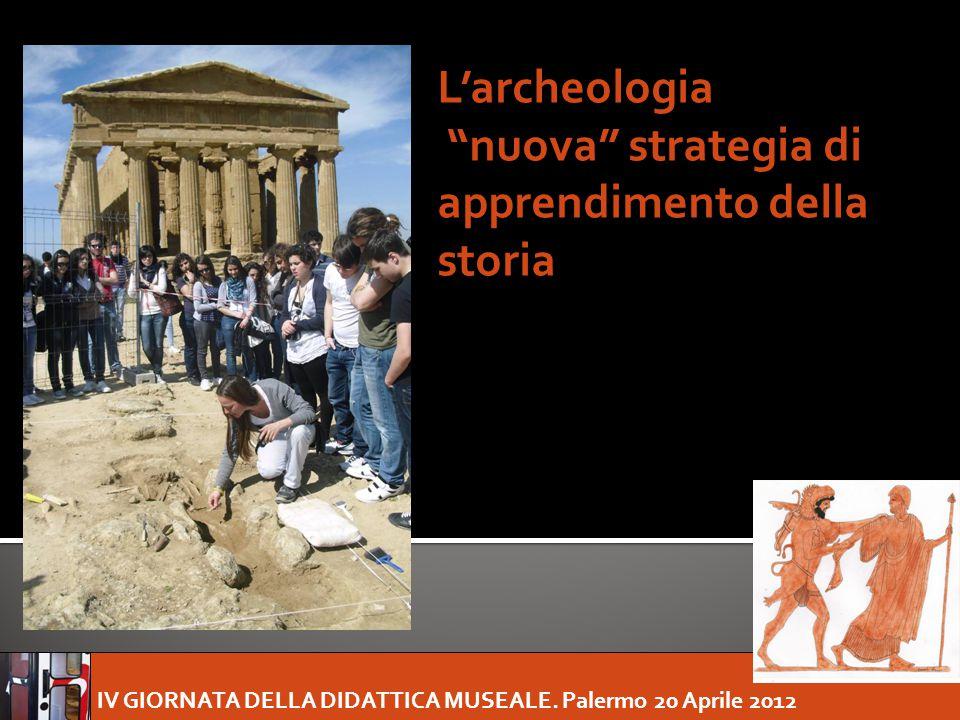 nuova strategia di apprendimento della storia