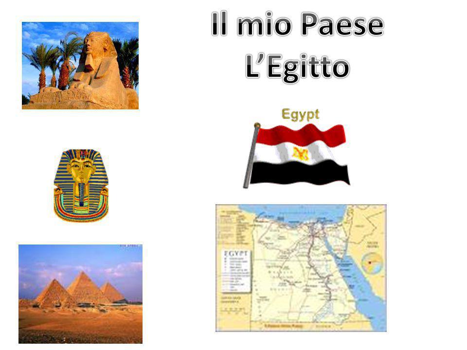 Il mio Paese L'Egitto