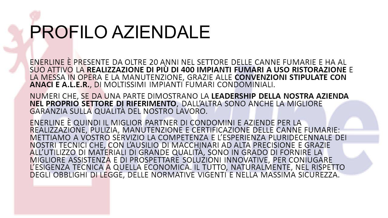 PROFILO AZIENDALE