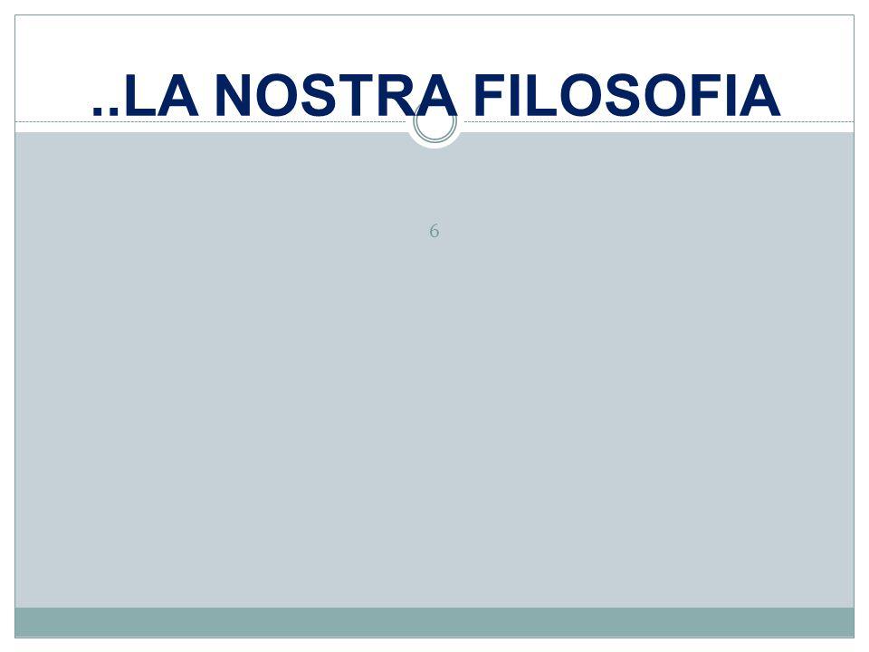 ..LA NOSTRA FILOSOFIA 6