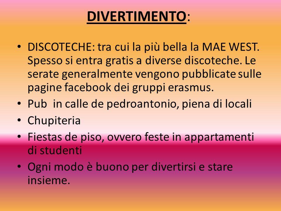 DIVERTIMENTO: