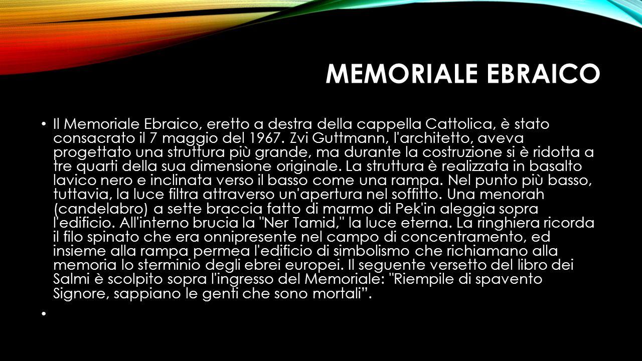 Memoriale Ebraico