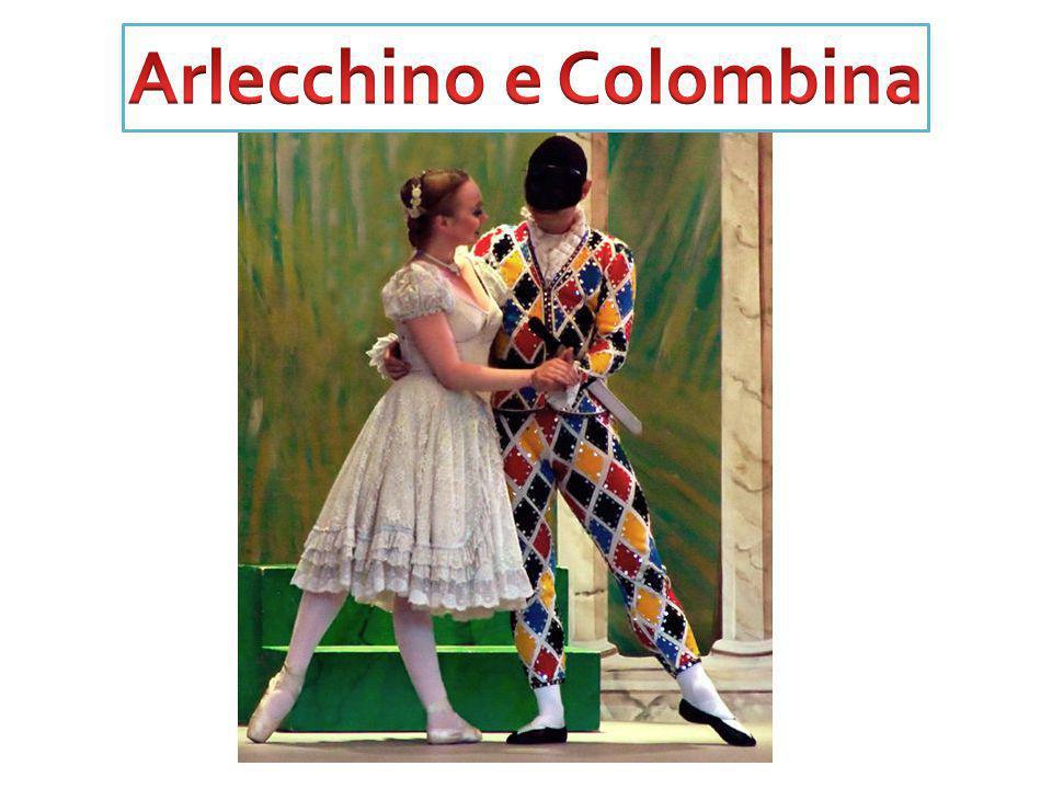 Arlecchino e Colombina