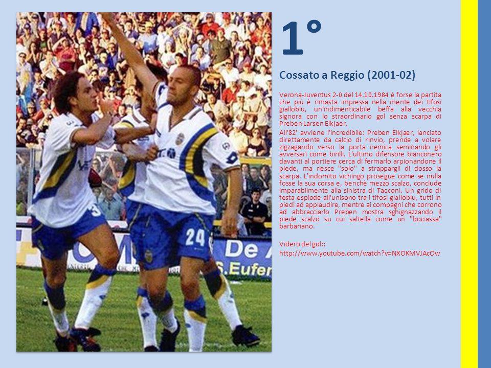 1° Cossato a Reggio (2001-02)