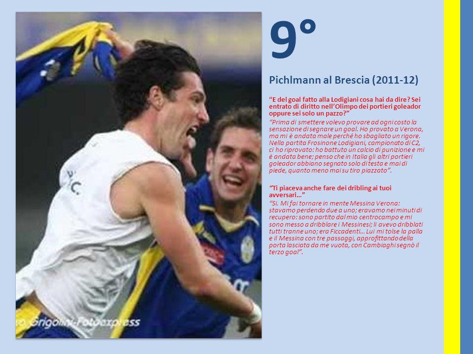 9° Pichlmann al Brescia (2011-12)