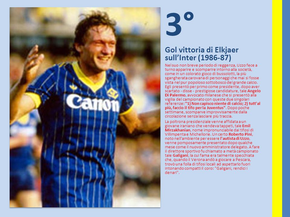 3° Gol vittoria di Elkjaer sull'Inter (1986-87)