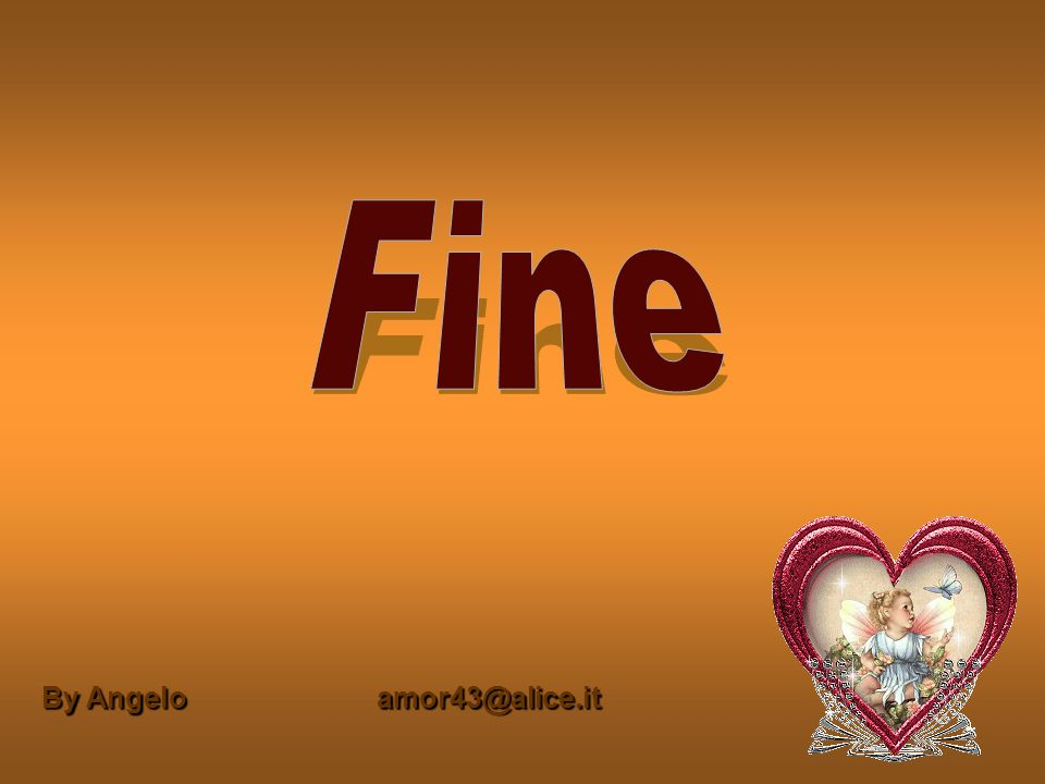Fine By Angelo amor43@alice.it