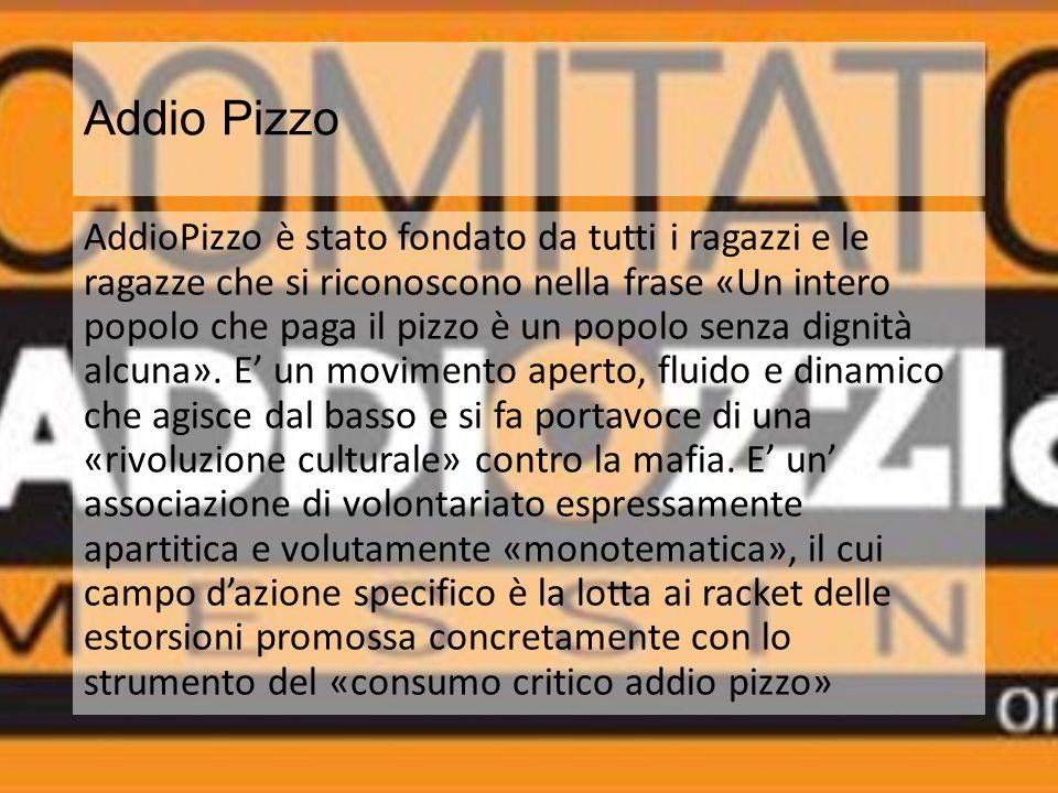Addio Pizzo