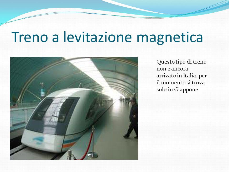 Treno a levitazione magnetica